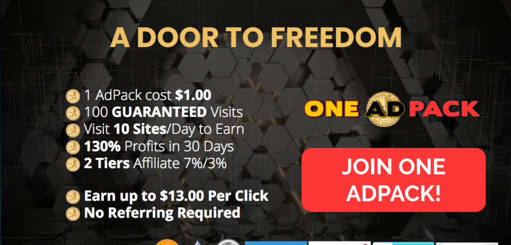 One Ad Pack
