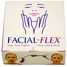 Facial Flex Facial Exercise and Neck Toning Kit