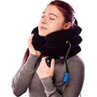 Pinched Nerve Neck Stretch Device for Home Pain Treatment