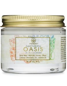 Rejuvenating Natural Face Moisturizer Cream